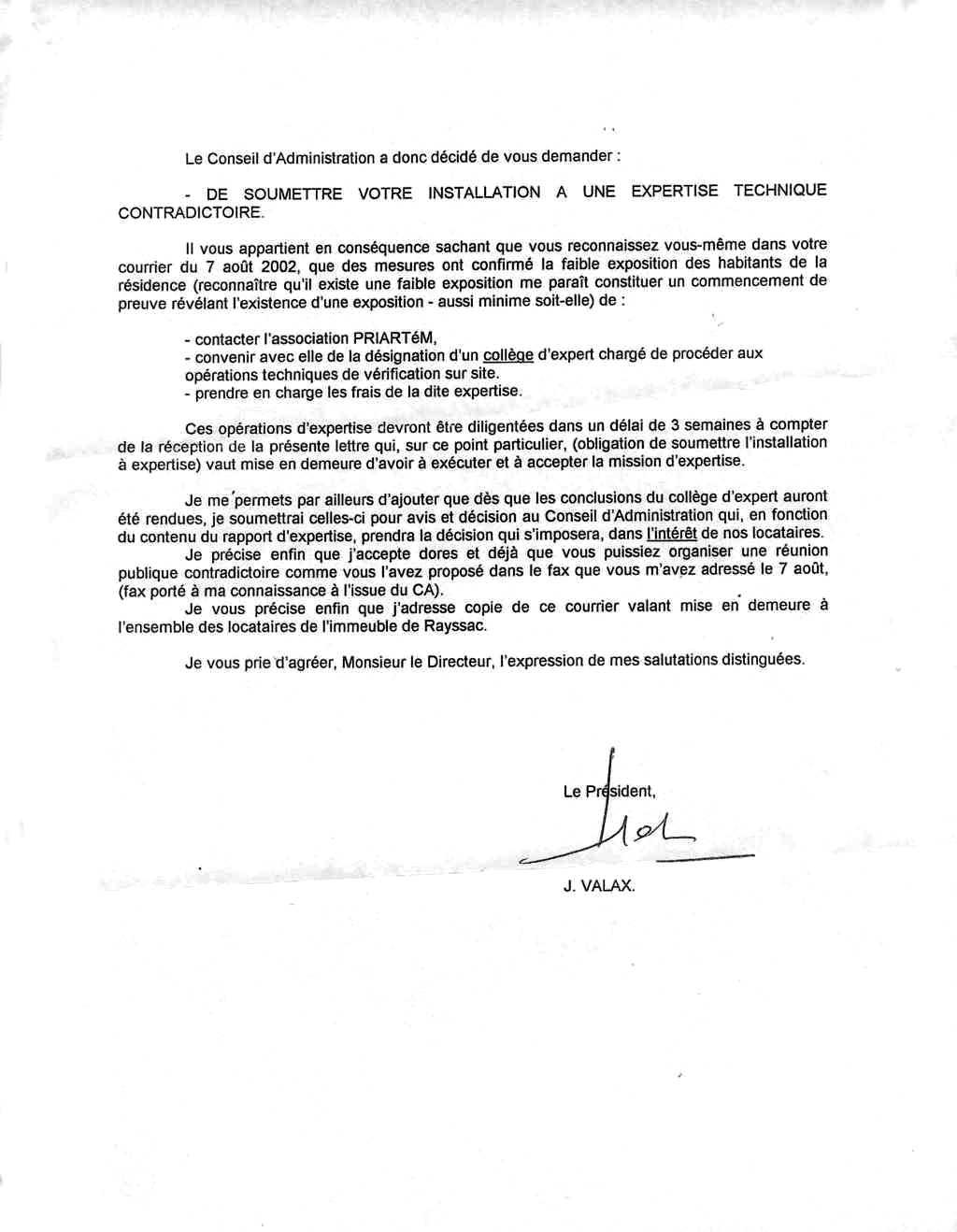 Antennes   Dossier complet sur le Scandale Sanitaire d'ALBI (81
